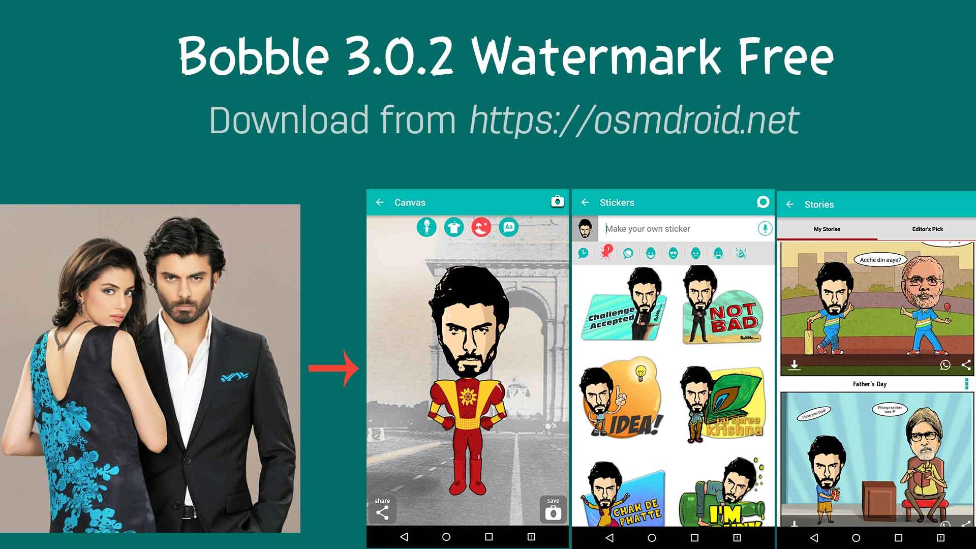 Bobble 3.0.2 Mod