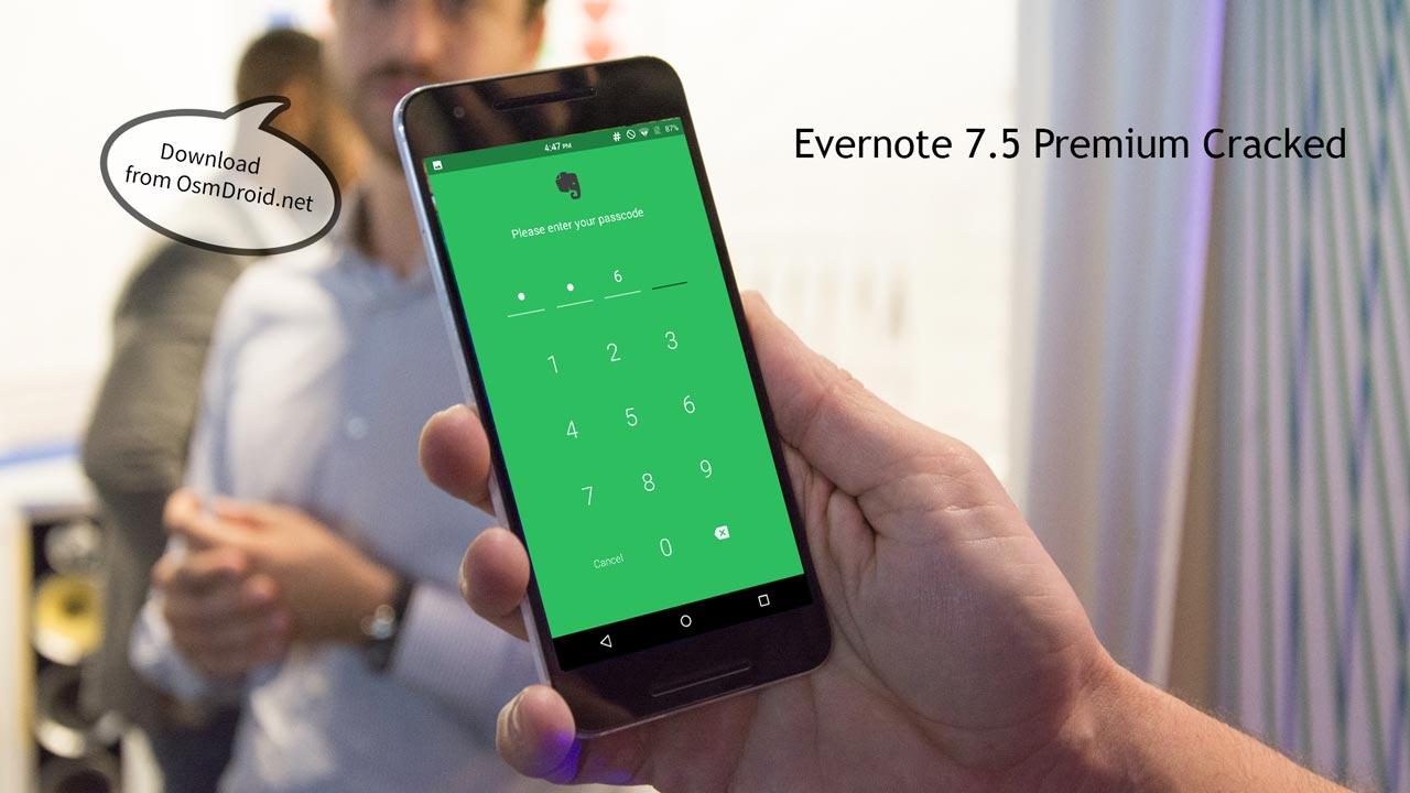 evernote premium