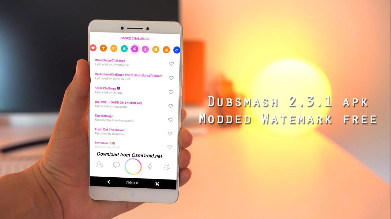 dubsmash watermark free