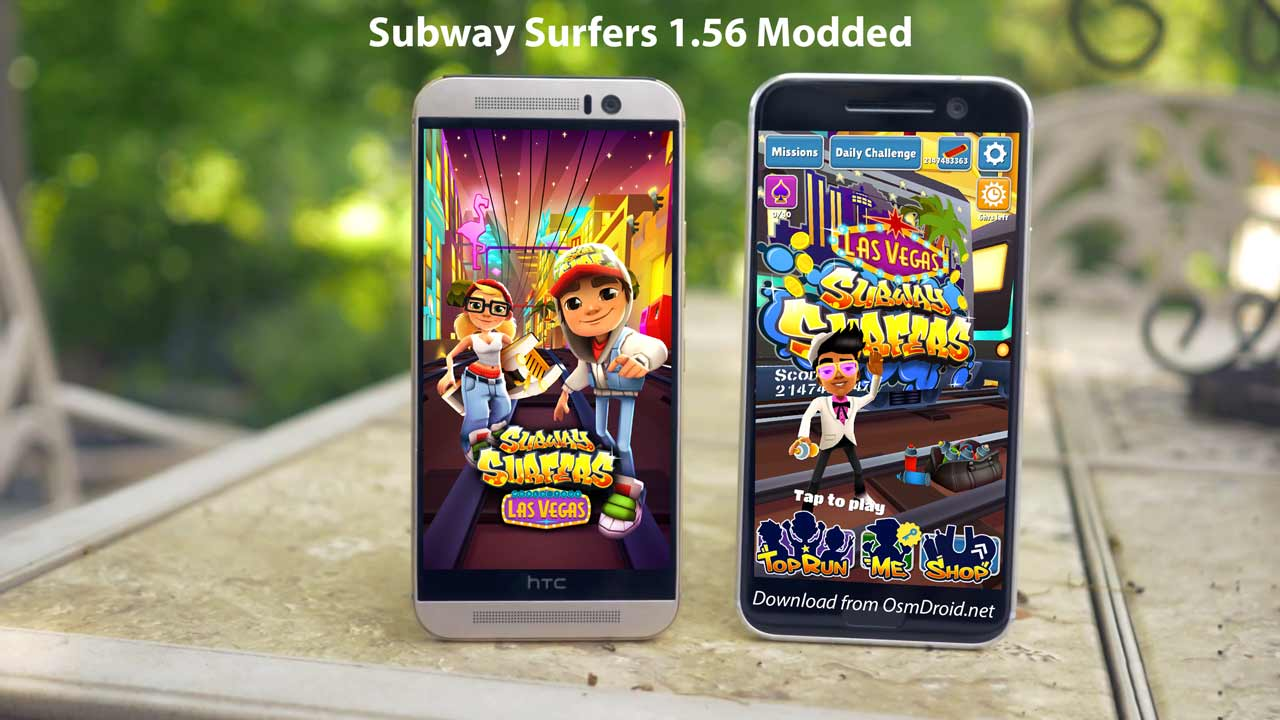 subway surfers Las Vegas
