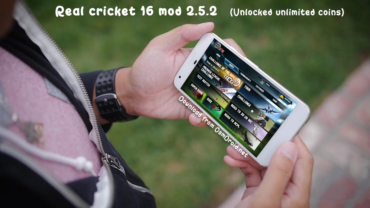 real cricket 16