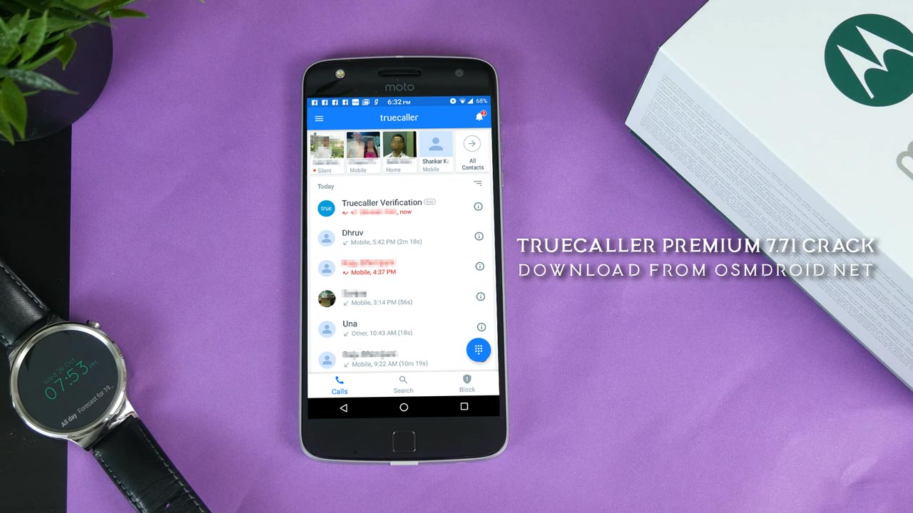 Truecaller premium 7 71 apk cracked modded unlocked full pro