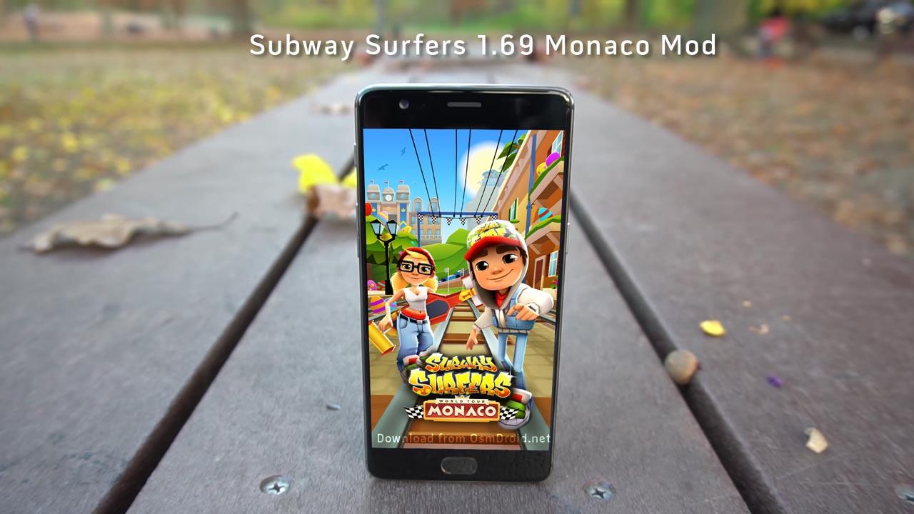 subway surfers monaco