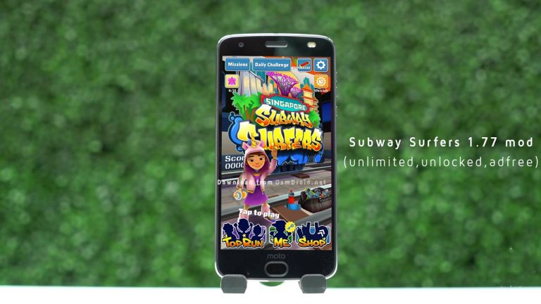 subway surfers singapore